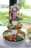 Four Tier Tray